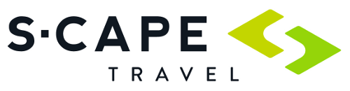 S-cape Travel logo