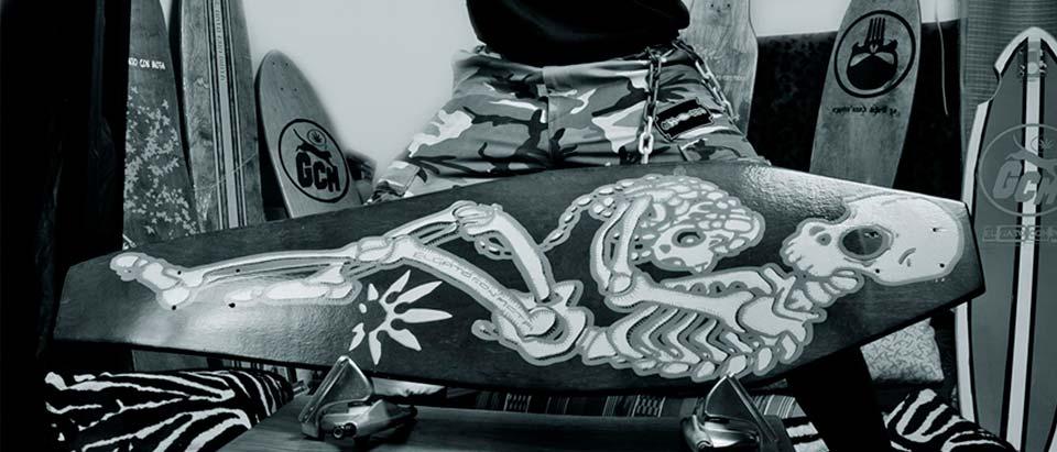 eLGaToCoNMoTa, tablas de Skate/Longboard hechos a mano