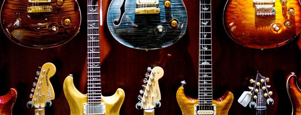 Las 10 guitarras eléctricas más importantes de la historia