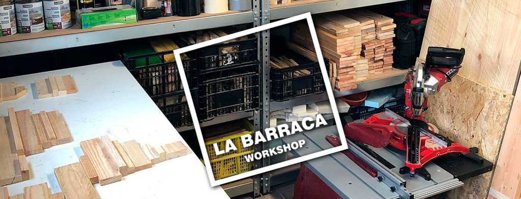 La Barraca Workshop, Cuadros Personalizados, Mosaicos, Decoración