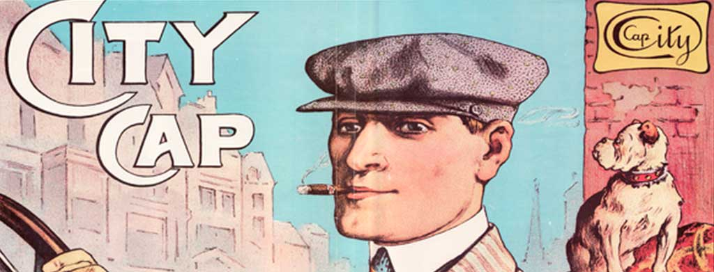 Gorras CITY SPORT, calidad desde 1898