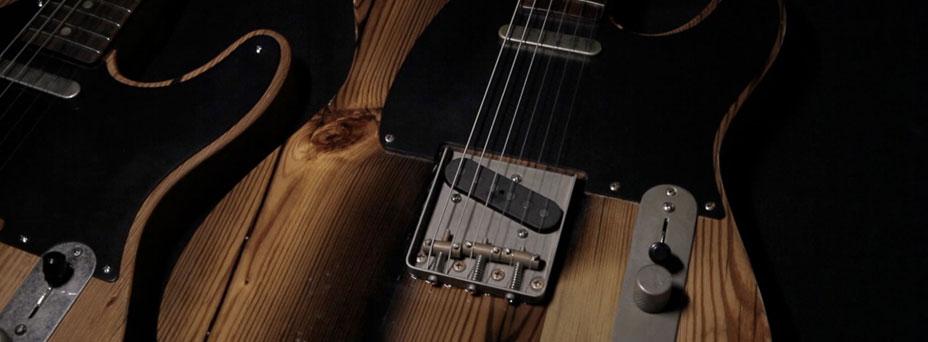Gallonegro, guitarras con historia